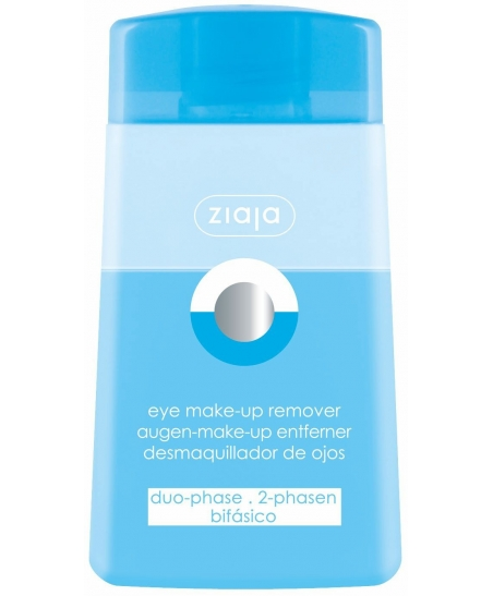 ZIAJA DUO-PHASE EYE MAKE-UP REMOVER