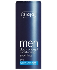 ZIAJA MEN MOISTURISING FACE CREAM