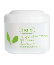 Ziaja natural olive - cream light formula 100ml
