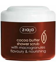 ZIAJA COCOA BUTTER – SHOWER BODY SCRUB WITH MACROGRANULES