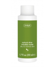 Ziaja travel size - natural olive micellar water