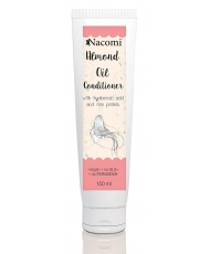 Nacomi - moisturizing hair conditioner with sweet almond oil 200ml