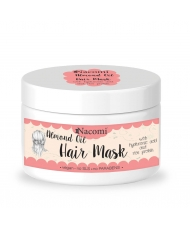 Nacomi - hair mask with sweet almond oil and rice proteins 200ml
