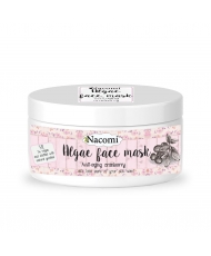 Nacomi face algae mask - anti-wrinkle and moisturizing cranberry 44g