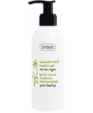 Ziaja cucumber mint – micellar gel  200ml