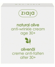 Ziaja natural olive – anti-wrinkle face cream 30+  50ml