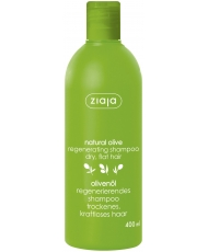 Ziaja natural olive – regenerating hair shampo 400ml