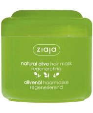 Ziaja natural olive – regenerating hair mask 200ml