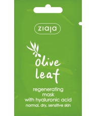 Ziaja olive leaf – regenerating face mask with hyaluronic acid 7ml