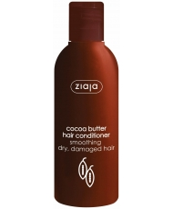 Ziaja cocoa butter – smoothing hair conditioner 200ml
