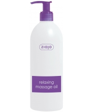 Ziaja – massage oil relaxing 500 ml