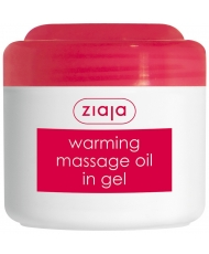 Ziaja – massage oil in gel warming 180 ml
