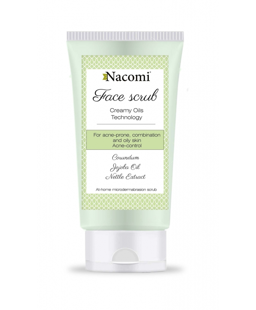 Nacomi – peeling facial anti-acne 85ml - Onde comprar