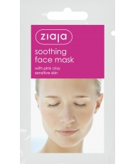 Ziaja Mask – soothing face mask with pink clay 7ml