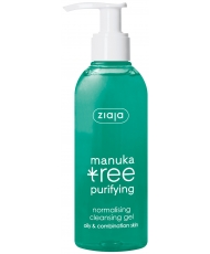 ZIAJA MANUKA TREE  NORMALISING CLEANSING GEL