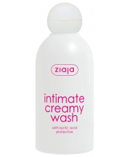 ZIAJA INTIMATE CREAMY WASH WITH LACTIC ACID