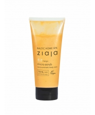 Ziaja BALTIC HOME SPA – Fit sauna micro-esfolinate Manga 190ml - Onde comprar